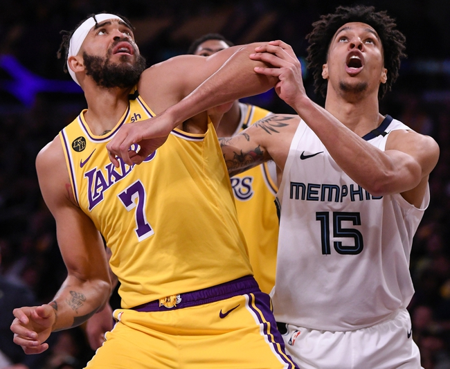 Memphis Grizzlies vs. Los Angeles Lakers - 2/29/20 NBA Pick, Odds, and Prediction