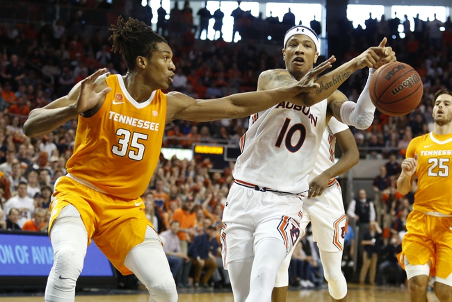 Tennessee vs. Auburn - 3/7/20 College Basketball Pick, Odds, and Prediction