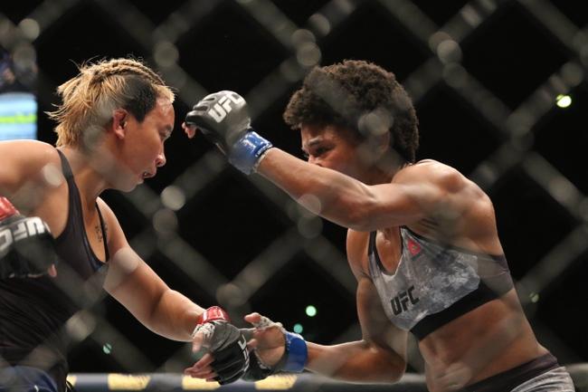 UFC on ESPN 16: Jinh Yu Frey vs. Loma Lookboonmee - MMA Picks, Odds, Predictions