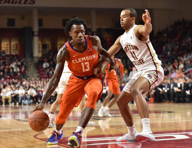 Georgia Tech vs. Clemson - 2/25/20 College Basketball Pick, Odds, and Prediction