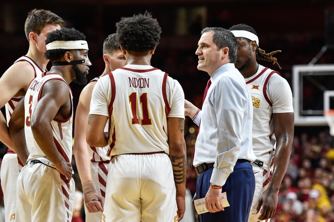 Iowa State vs. TCU - 2/25/20 College Basketball Pick, Odds, and Prediction