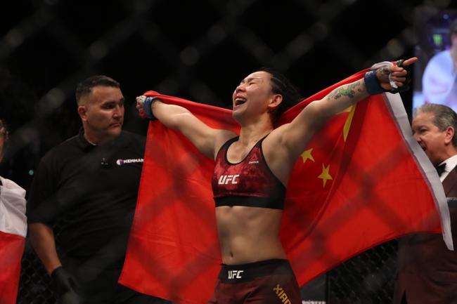 UFC Vegas 13: Claudia Gadelha vs. Yan Xiaonan Picks and Predictions
