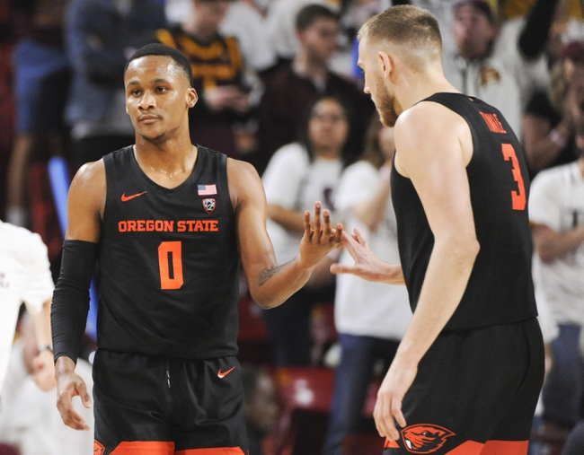 Utah at Oregon State - 3/11/20 College Basketball Picks and Prediction