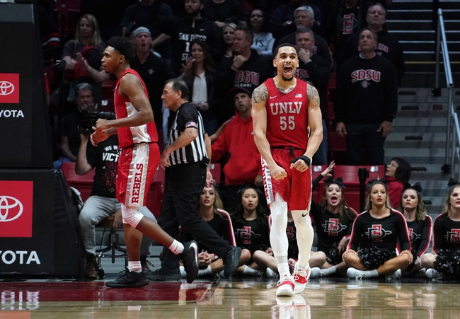 Boise State vs. UNLV - 3/5/20 College Basketball Pick, Odds, and Prediction