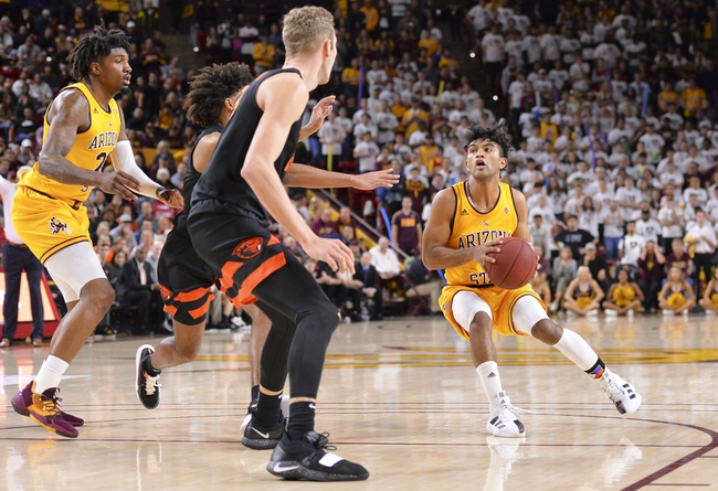Arizona State vs Rhode Island College Basketball Picks, Odds, Predictions 11/25/20