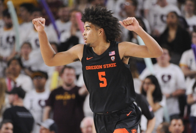 Oregon State vs UTSA College Basketball Picks, Odds, Predictions 12/16/20