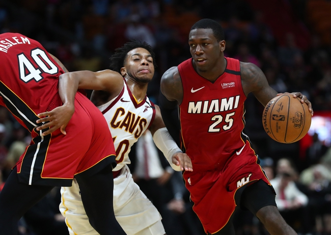 Cleveland Cavaliers vs. Miami Heat - 2/24/20 NBA Pick, Odds, and Prediction