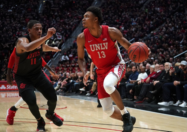 San Jose State vs. UNLV - 2/29/20 College Basketball Pick, Odds, and Prediction