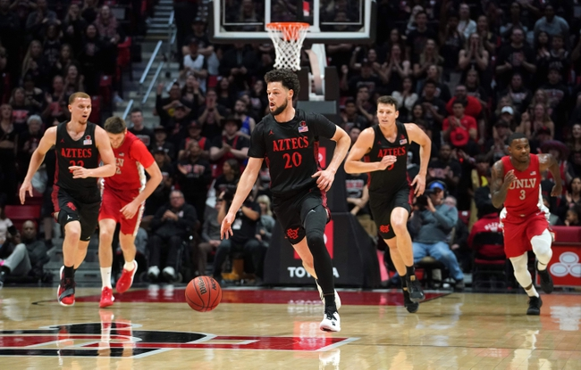 San Diego State vs. Colorado State - 2/25/20 College Basketball Pick, Odds, and Prediction