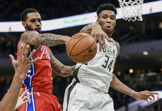 Philadelphia 76ers vs. Milwaukee Bucks - 5/12/20 NBA2K NBA Sim Pick, Odds, and Prediction