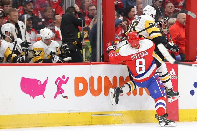 Pittsburgh Penguins vs. Washington Capitals - 3/7/20 NHL Pick, Odds, and Prediction