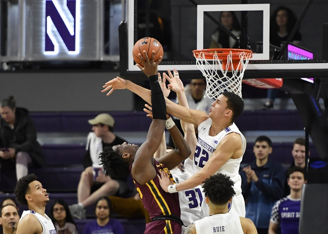 Northwestern at Minnesota - 3/11/20 College Basketball Picks and Prediction