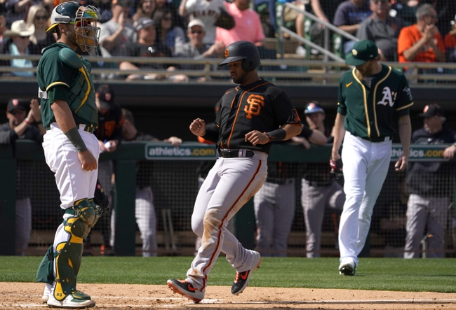 Oakland Athletics vs. San Francisco Giants - 7/20/20 MLB Pick, Odds, and Prediction