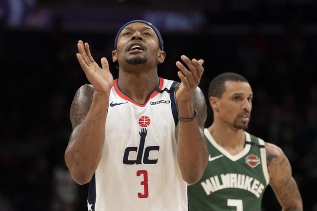 Washington Wizards vs. Milwaukee Bucks - 8/11/20 NBA Pick, Odds, and Prediction