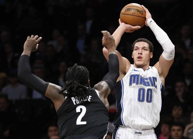 Brooklyn Nets vs. Orlando Magic - 7/31/20 NBA Pick, Odds, and Prediction