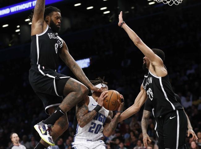 Dana Lane's Orlando Magic vs Brooklyn Nets 'ODDSMAKER MISTAKE' WINNER
