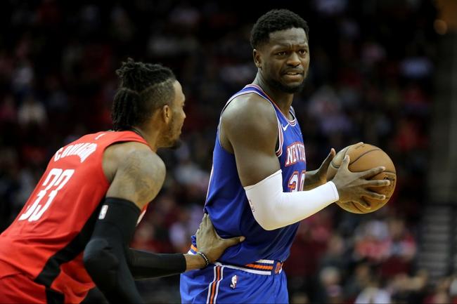 New York Knicks vs. Houston Rockets - 3/2/20 NBA Pick, Odds, and Prediction