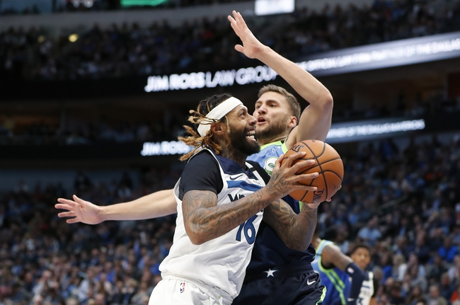 Minnesota Timberwolves vs. Dallas Mavericks - 3/1/20 NBA Pick, Odds, and Prediction