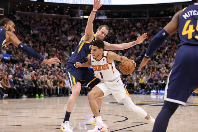 Utah Jazz vs. Phoenix Suns NBA Picks, Odds, Predictions 12/12/20