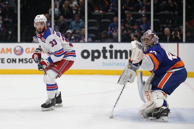 New York Rangers vs. New York Islanders - 7/29/20 NHL Pick and Prediction