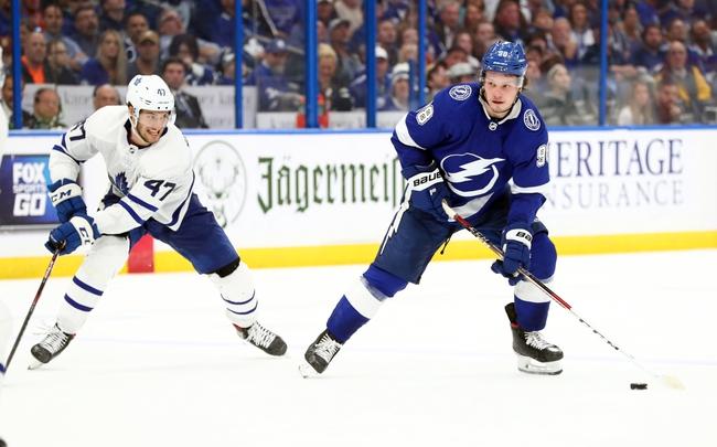 Tampa Bay Lightning at Toronto Maple Leafs - 3/10/20 NHL Picks and Prediction