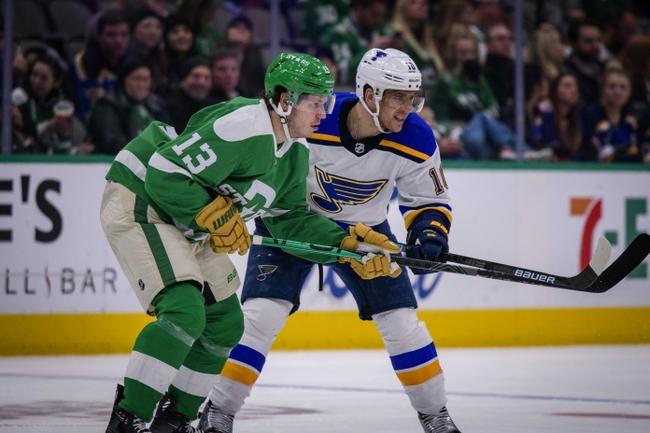 St. Louis Blues vs. Dallas Stars - 8/9/20 NHL Pick, Odds, and Prediction