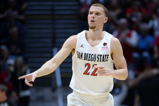 San Diego State vs. Air Force - 3/5/20 College Basketball Pick, Odds, and Prediction