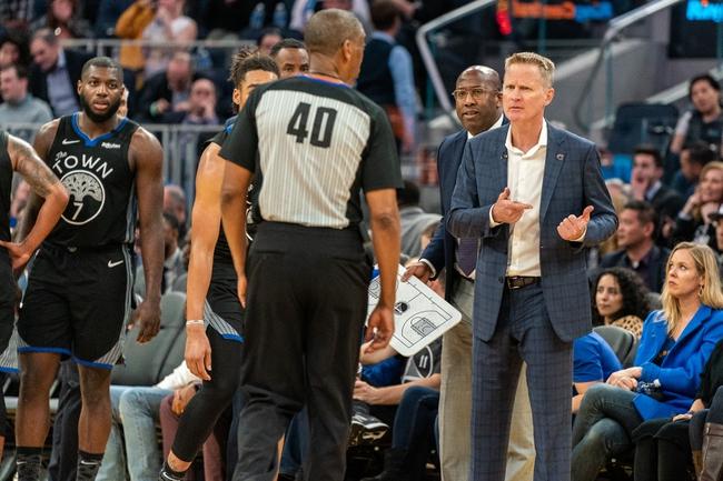 Sacramento Kings vs. Golden State Warriors NBA Picks, Odds, Predictions 12/15/20