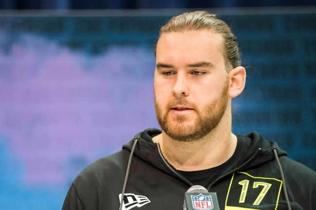 Jake Hanson 2020 NFL Draft Profile, Pros, Cons, and Projected Teams