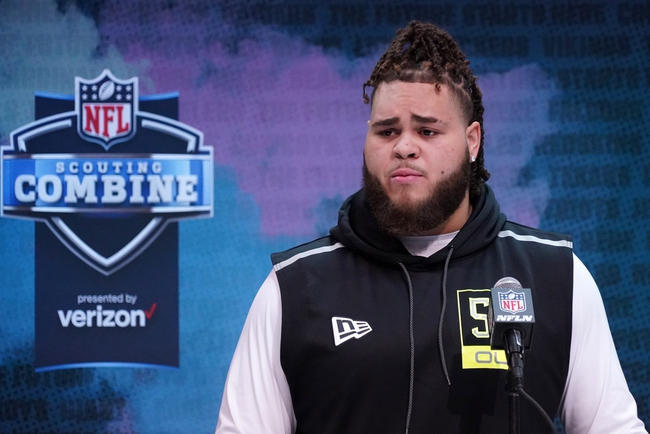 NFL Draft Prop Betting 2020: New York Giants First Pick