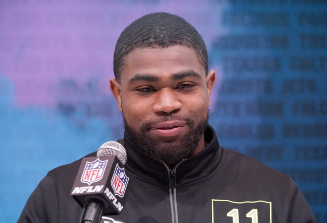 Clyde Edwards-Helaire: 2020 NFL Draft Props