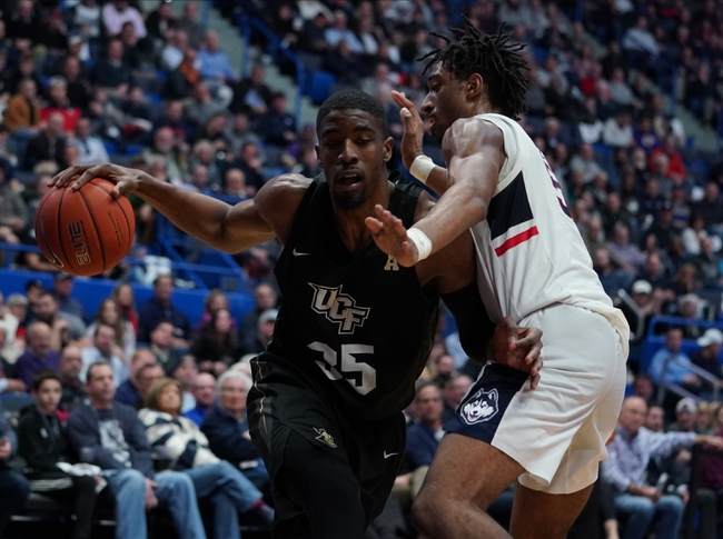 SMU vs. UCF - 3/4/20 College Basketball Pick, Odds, and Prediction