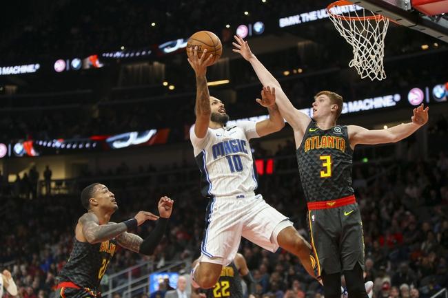 Atlanta Hawks vs. Orlando Magic NBA Picks, Odds, Predictions 12/11/20