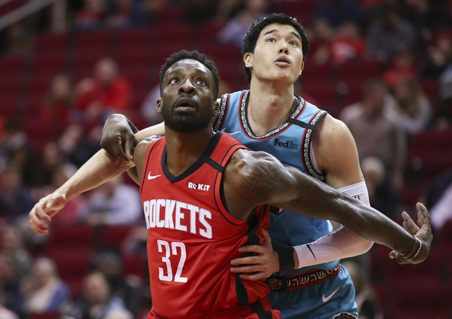Houston Rockets vs. Memphis Grizzlies - 7/26/20 NBA Pick, Odds, and Prediction