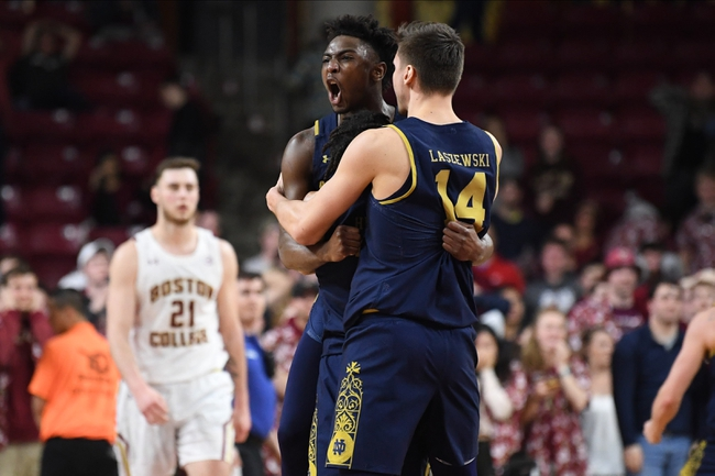 Boston College at Notre Dame - 3/11/20 College Basketball Picks and Prediction