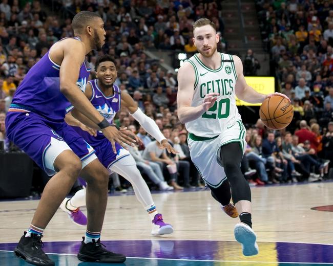 Boston Celtics vs. Utah Jazz - 3/6/20 NBA Pick, Odds, and Prediction