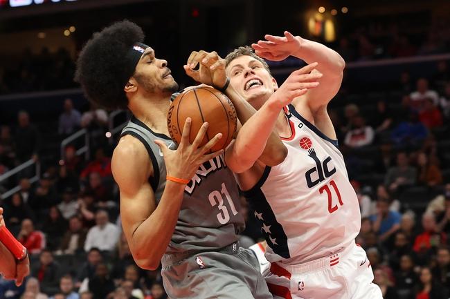 Washington Wizards at Brooklyn Nets - 8/2/20 NBA Picks and Prediction