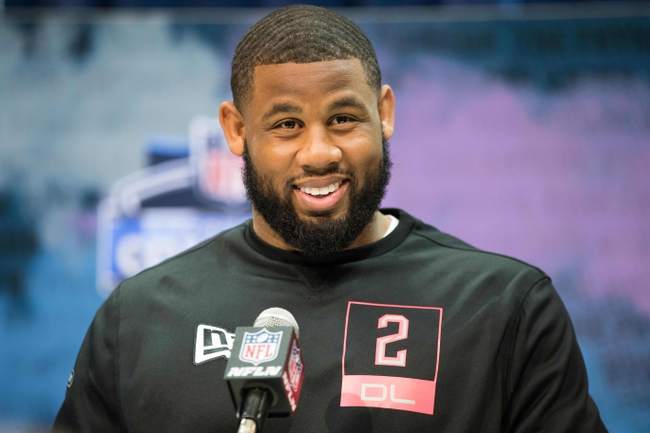 Ross Blacklock 2020 NFL Draft Profile, Pros, Cons, and Projected Teams