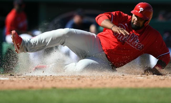 Boston Red Sox vs. Philadelphia Phillies - 8/18/20 MLB Pick, Odds, and Prediction