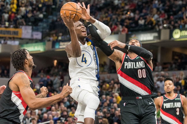 Indiana Pacers vs. Portland Trail Blazers - 7/23/20 NBA Pick, Odds, and Prediction