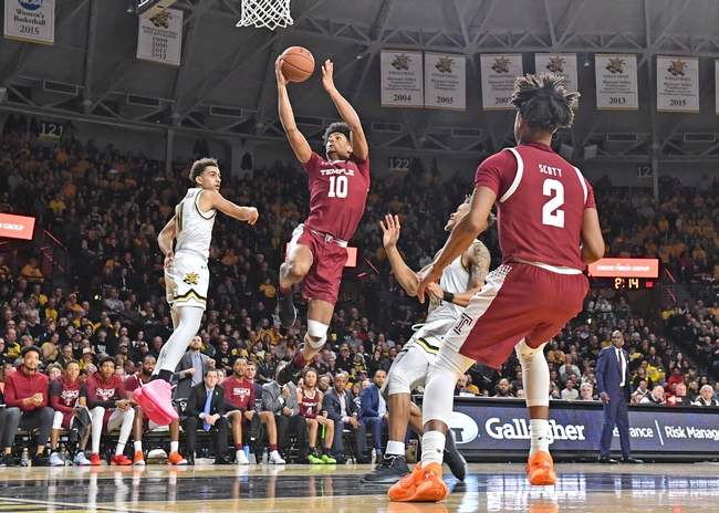 Temple vs. South Florida - 3/1/20 College Basketball Pick, Odds, and Prediction