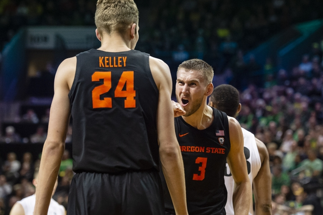 Oregon State vs. Stanford - 3/5/20 College Basketball Pick, Odds, and Prediction