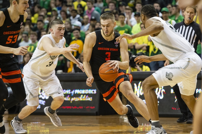 Oregon State at Oregon - 3/12/20 College Basketball Picks and Prediction