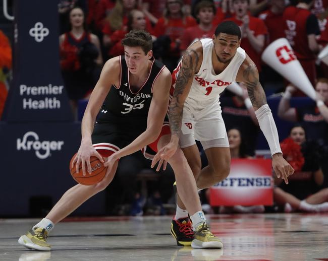 Richmond vs. Davidson - 3/3/20 College Basketball Pick, Odds, and Prediction