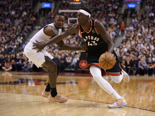 Charlotte Hornets vs. Toronto Raptors NBA Picks, Odds, Predictions 12/12/20