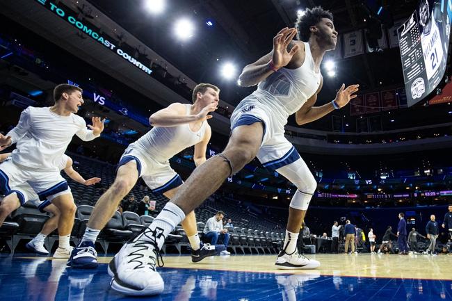 Boston College vs Villanova College Basketball Picks, Odds, Predictions 11/25/20
