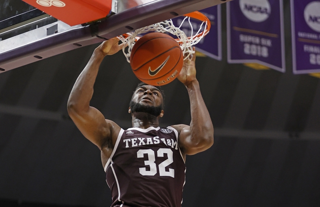 Texas A&M vs. Auburn - 3/4/20 College Basketball Pick, Odds, and Prediction