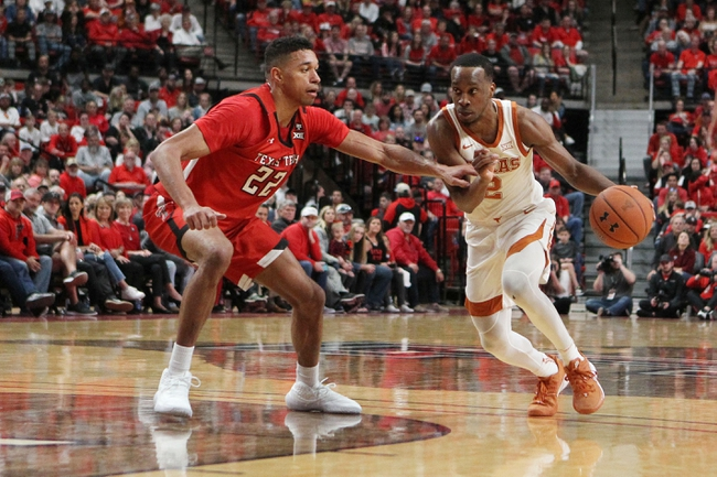 Texas Tech at Texas - 3/12/20 College Basketball Picks and Prediction