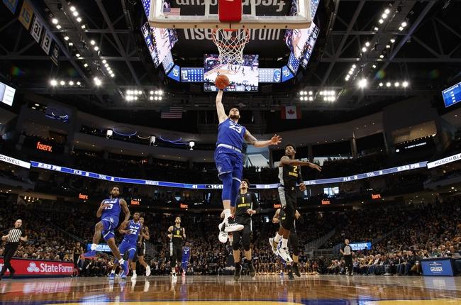 Seton Hall vs. Marquette - 3/12/20 College Basketball Pick, Odds, and Prediction