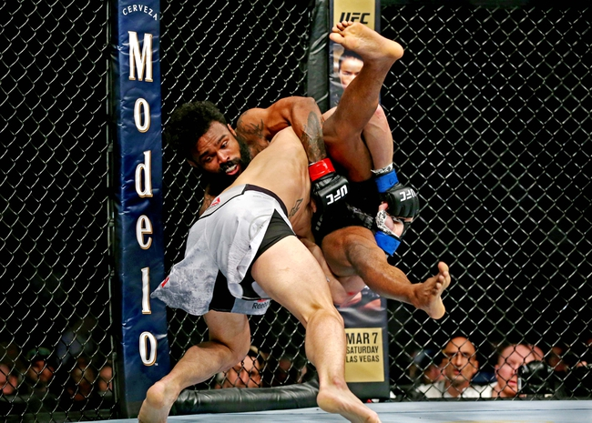 Darrick Minner vs. Jordan Griffin - 6/13/20 UFC Fight Night 172 Pick, Odds, and Prediction